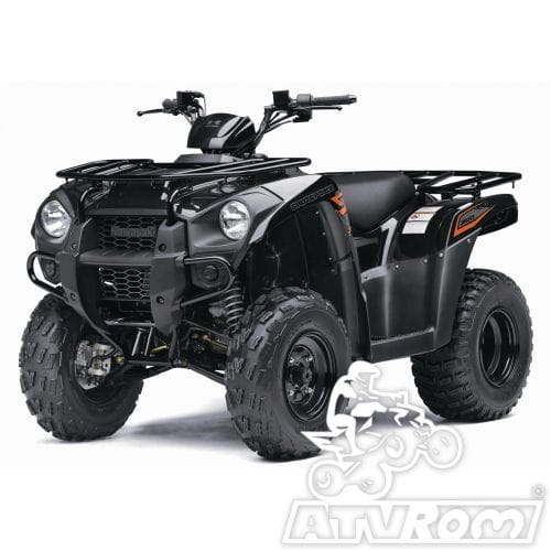 ATV  Kawasaki Brute Force 300 '18 A4office