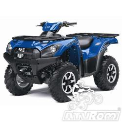 ATV  Kawasaki Brute Force 750 4x4i EPS '18 A4office