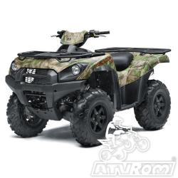 ATV  Kawasaki Brute Force 750 4x4i EPS Camo '18 A4office