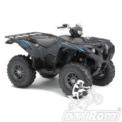 ATV  Yamaha Grizzly 700 EPS SE '18 A4office