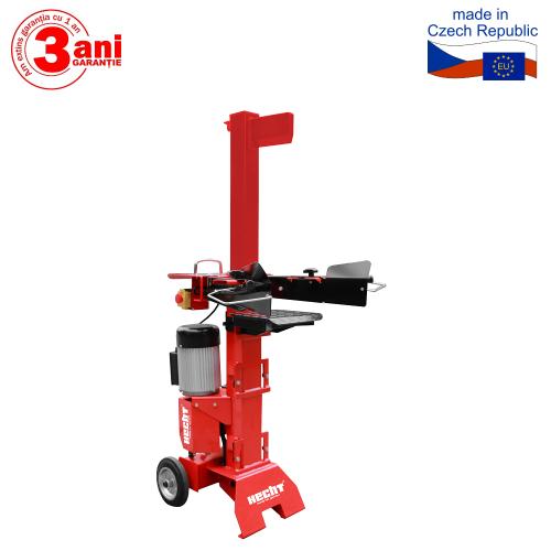 Hecht 6061 Despicator electric de busteni 2200 W, presiune maxima 6 tone A4office