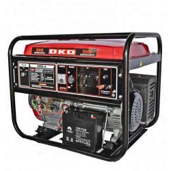 GENERATOR DAKARD LB 6000 A (ELECTRIC START) A4office