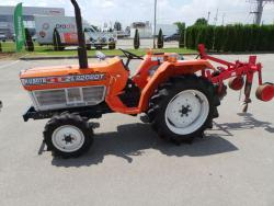 Tractor Second Hand Kubota model ZL 2202, 22 CP, 4x4 A4office