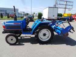 Tractor Second Hand ISEKI model TA 230 , 22 CP, 4x2 A4office