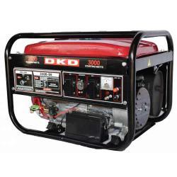 GENERATOR DAKARD LB 3500 DE (ELECTRIC START) A4office
