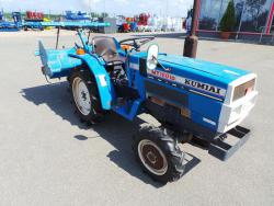 Tractor Second Hand Mitsubishi model MT 1601D, 16 CP, 4x4 A4office