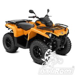 ATV  Can-Am Outlander DPS 450 T '19 A4office