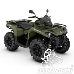 ATV  Can-Am Outlander PRO 450 T '19 A4office