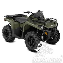 ATV  Can-Am Outlander PRO 450 '19 A4office