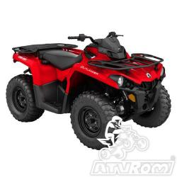 ATV  Can-Am Outlander 450 '19 A4office
