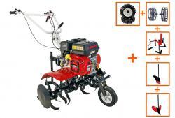 MOTOCULTOR LONCIN LC750 ECO 7CP CU ROTI C.+PLUG+RARITA+PRASITOARE+ROTI M. A4office