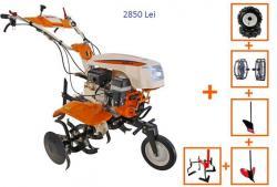 MOTOCULTOR O-MAC NEW 1000-S 8CP CU ROTI+ACC A4office